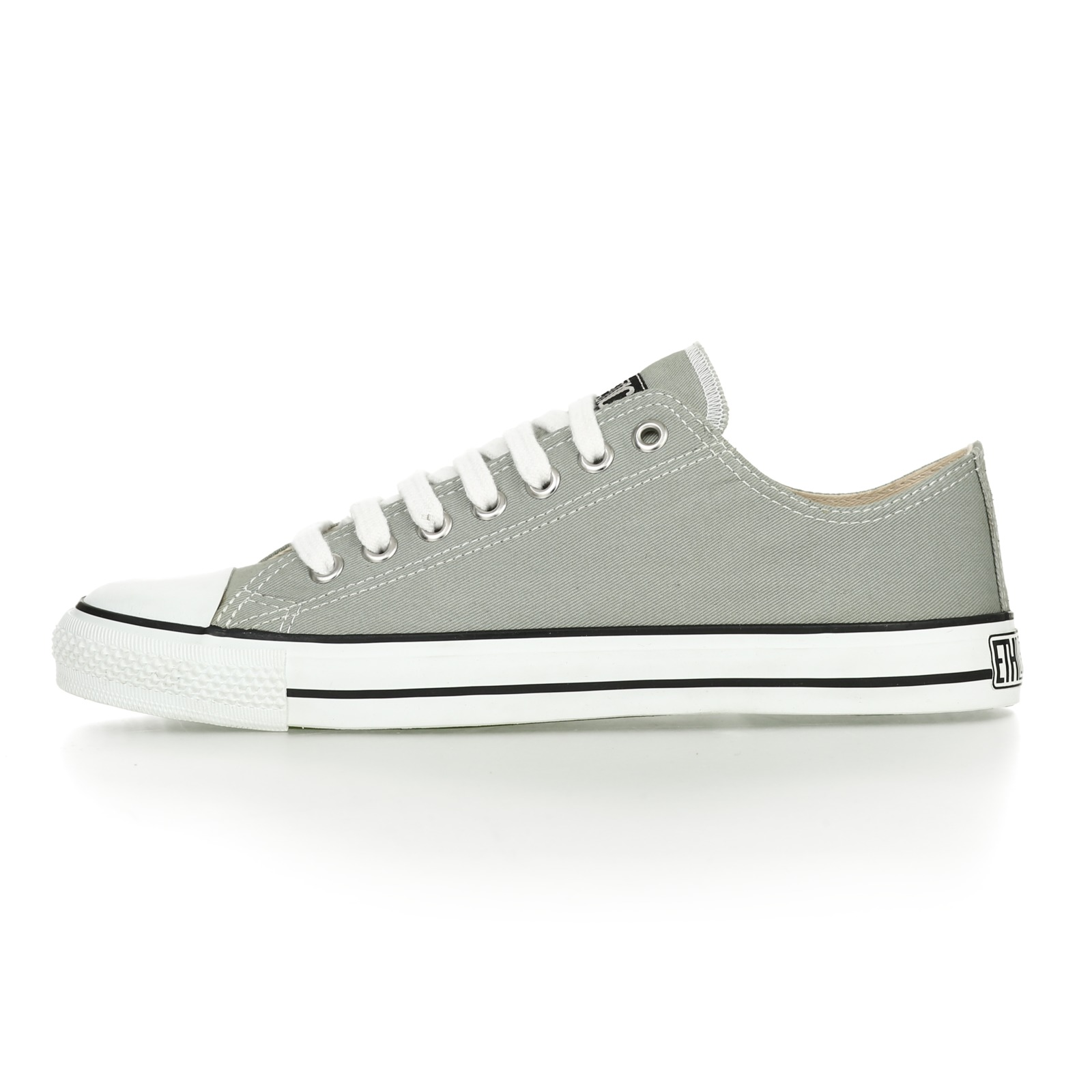 FAIR TRAINER WHITE CAP LoCut CLASSIC URBAN GREY JUST WHITE