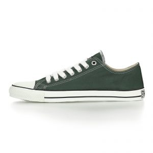 FAIR TRAINER WHITE CAP LoCut CLASSIC RESEDA GREEN JUST WHITE