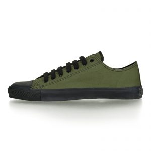 FAIR TRAINER BLACK CAP LoCut CLASSIC CAMPING GREEN JET BLACK