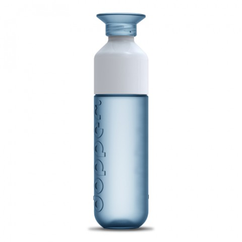 Trinkflasche Cool Blue