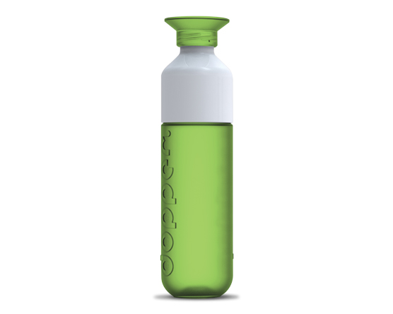 DOPPER Trinkflasche Apple Green