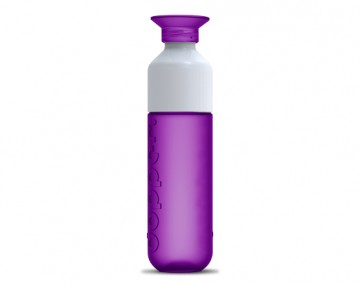 Trinkflasche Deep Purple