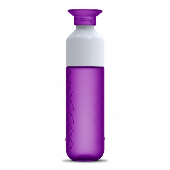 Trinkflasche Deep Purple