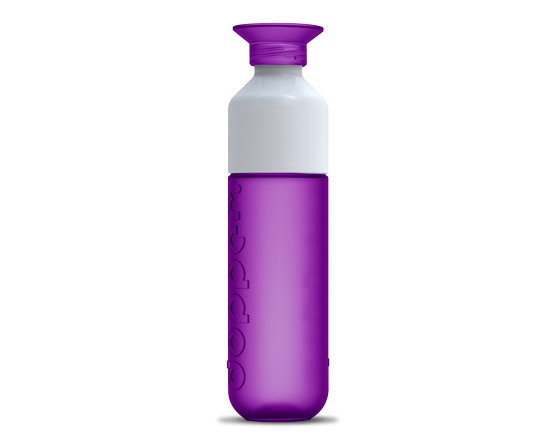 DOPPER Trinkflasche Deep Purple