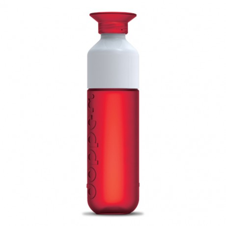 Trinkflasche Red