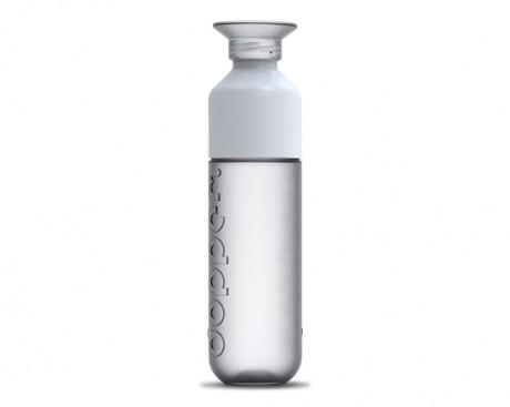 Trinkflasche Pure White