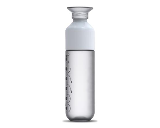 DOPPER Trinkflasche Pure White
