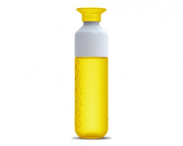 Trinkflasche Hello Yellow