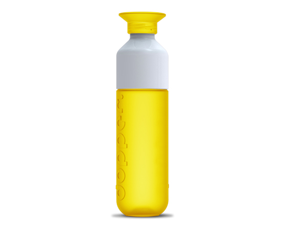 DOPPER Trinkflasche Hello Yellow