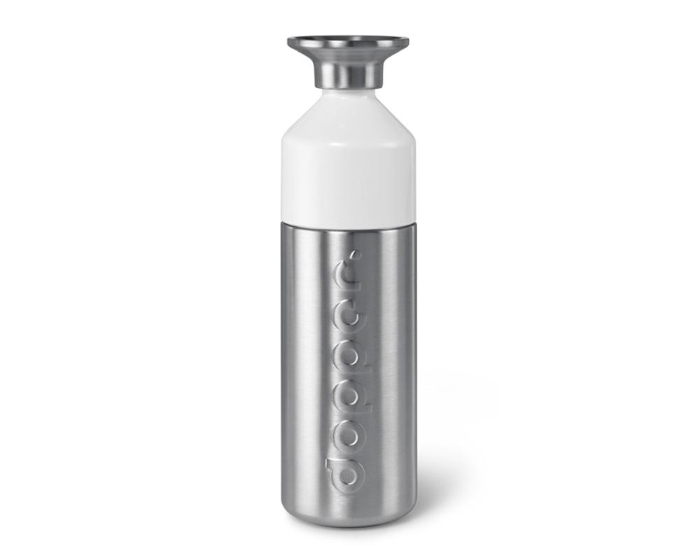 Trinkflasche Steel Maxi