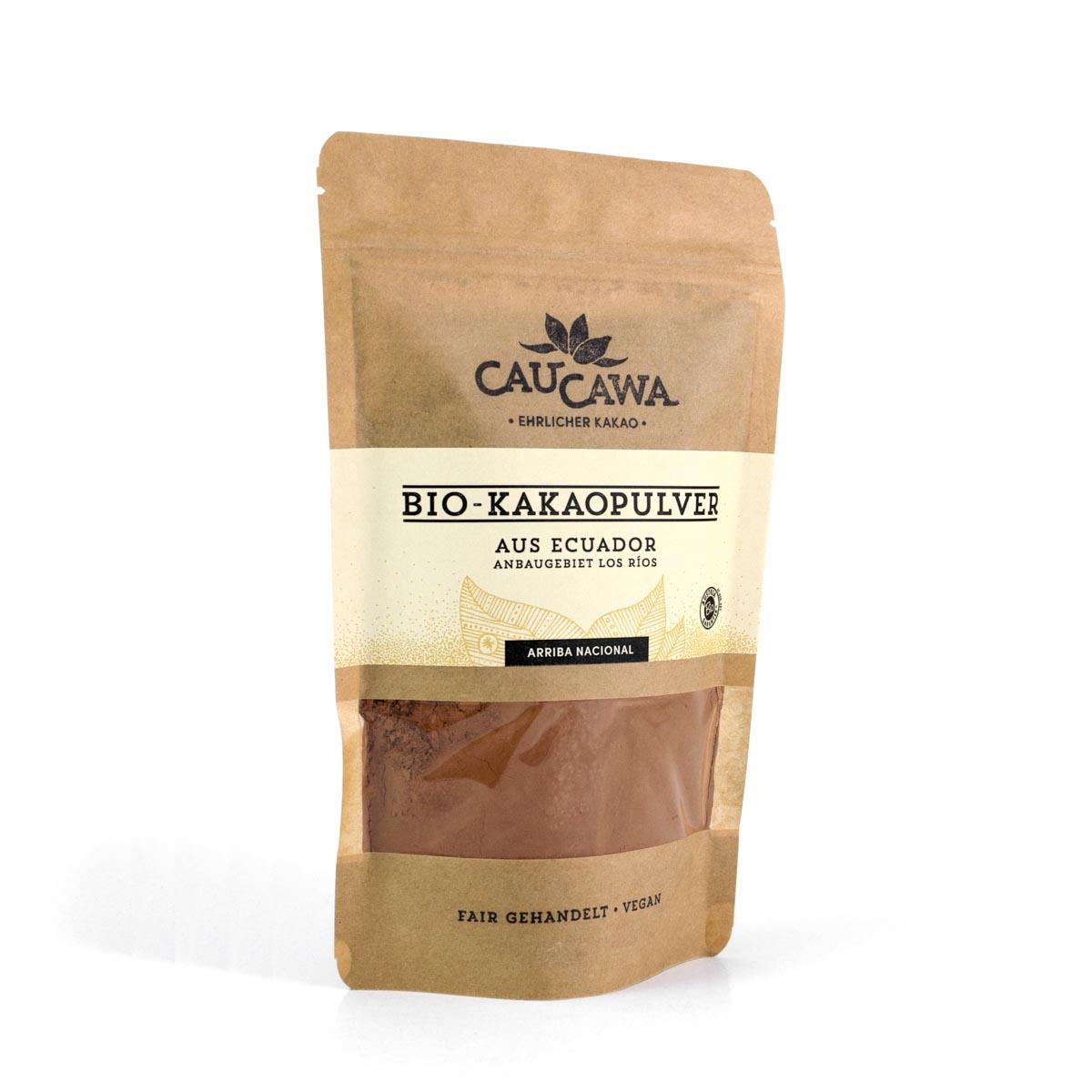 BIO Kakaopulver aus Ecuador – 150g