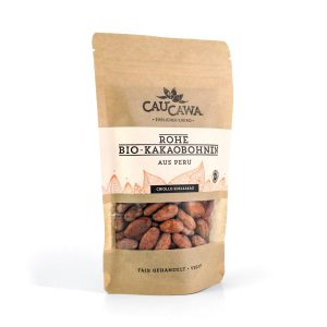 BIO Kakaobohnen aus Peru