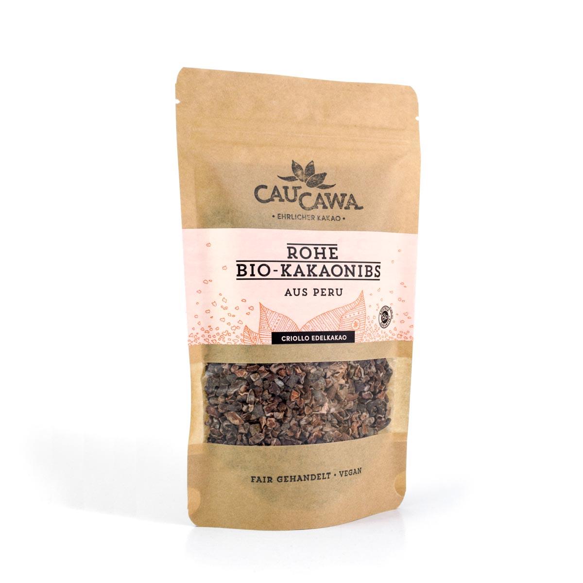 BIO Kakaonibs aus Peru