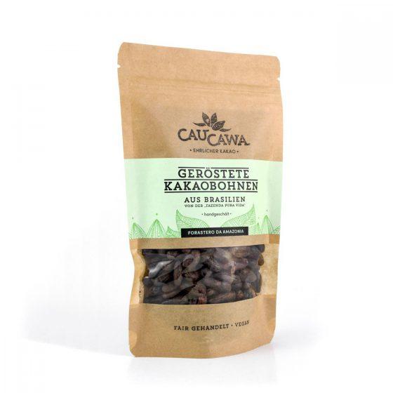 Kakaobohnen aus Brasilien - handgeschält