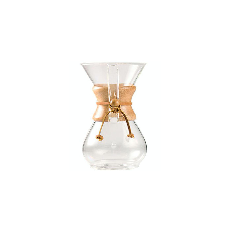 Chemex Kaffee-Karaffee 8 Tassen