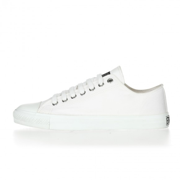 FAIR TRAINER WHITE CAP LoCut COLLECTION 17 JUST WHITE| JUST WHITE
