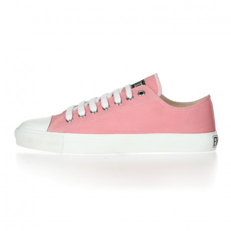 FAIR TRAINER WHITE CAP LoCut COLLECTION 17 ICE CREAM PINK| JUST WHITE – OUTLET