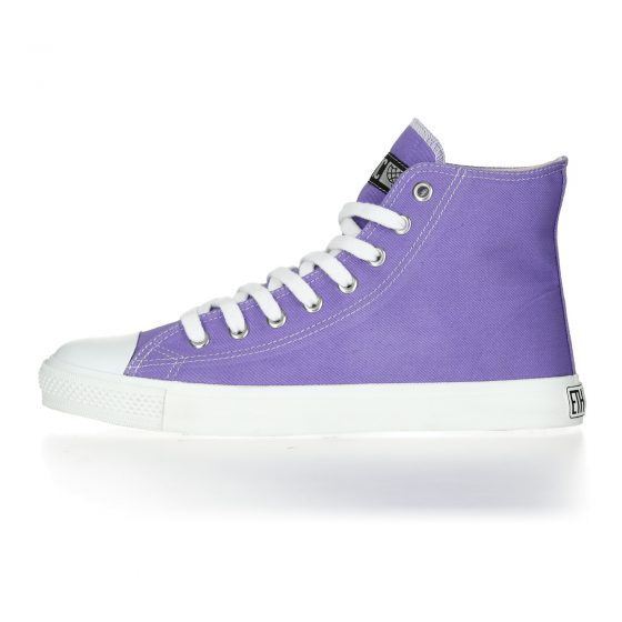 FAIR TRAINER WHITE CAP HiCut COLLECTION 17 PURPLE RAIN JUST WHITE