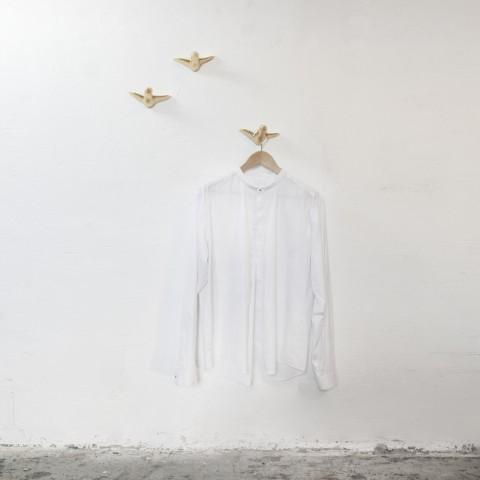 Beton Wandhaken 3er Set – gold