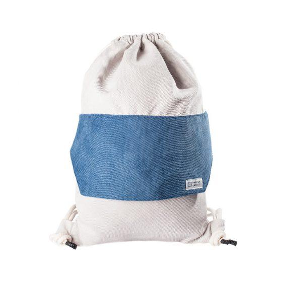 RONDO Gym Bag Grau-Blau