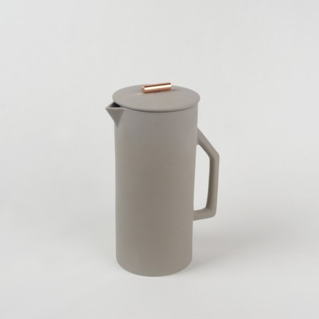 French Press – Ceramic Grau – 1,5l