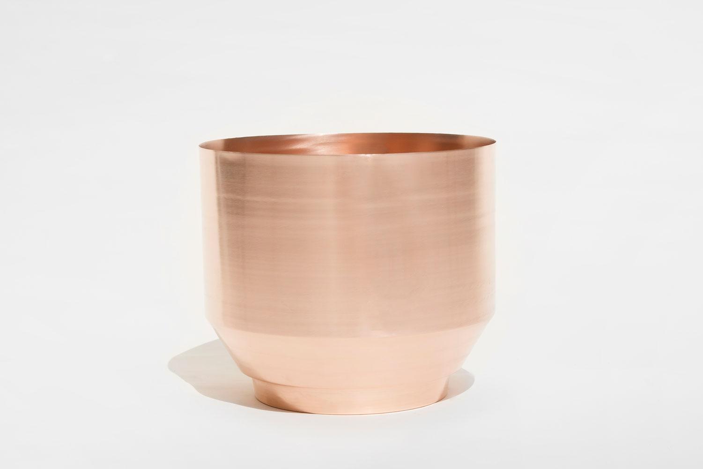 Blumentopf - Kupfer 40cm