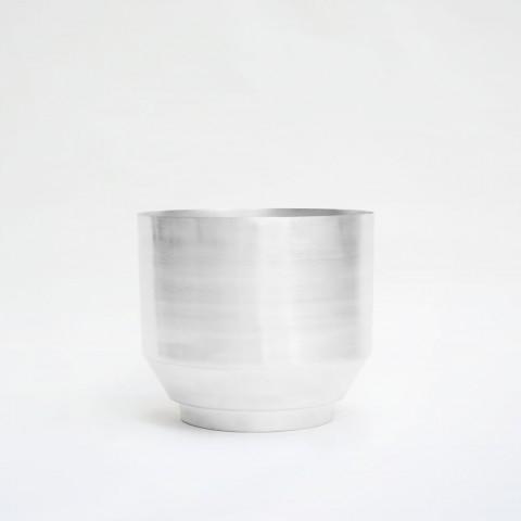 SPUN PLANTER – Aluminium