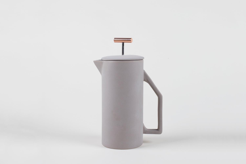 French Press – Ceramic Grau – 1,5l