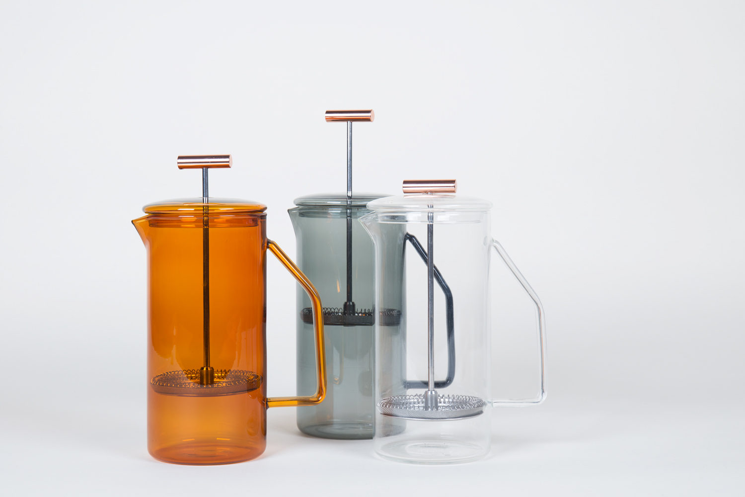 French Press – Glas – 850ml