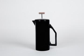 French Press – Ceramic Black – 850ml