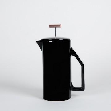 French Press – Ceramic Black – 850ml