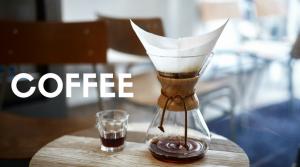 Chemex Filterkaffeemaschine