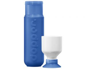DOPPER Trinkflasche Pacific Blue