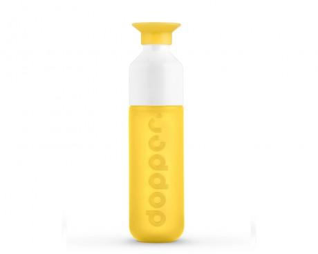 Trinkflasche Sunshine Gelb
