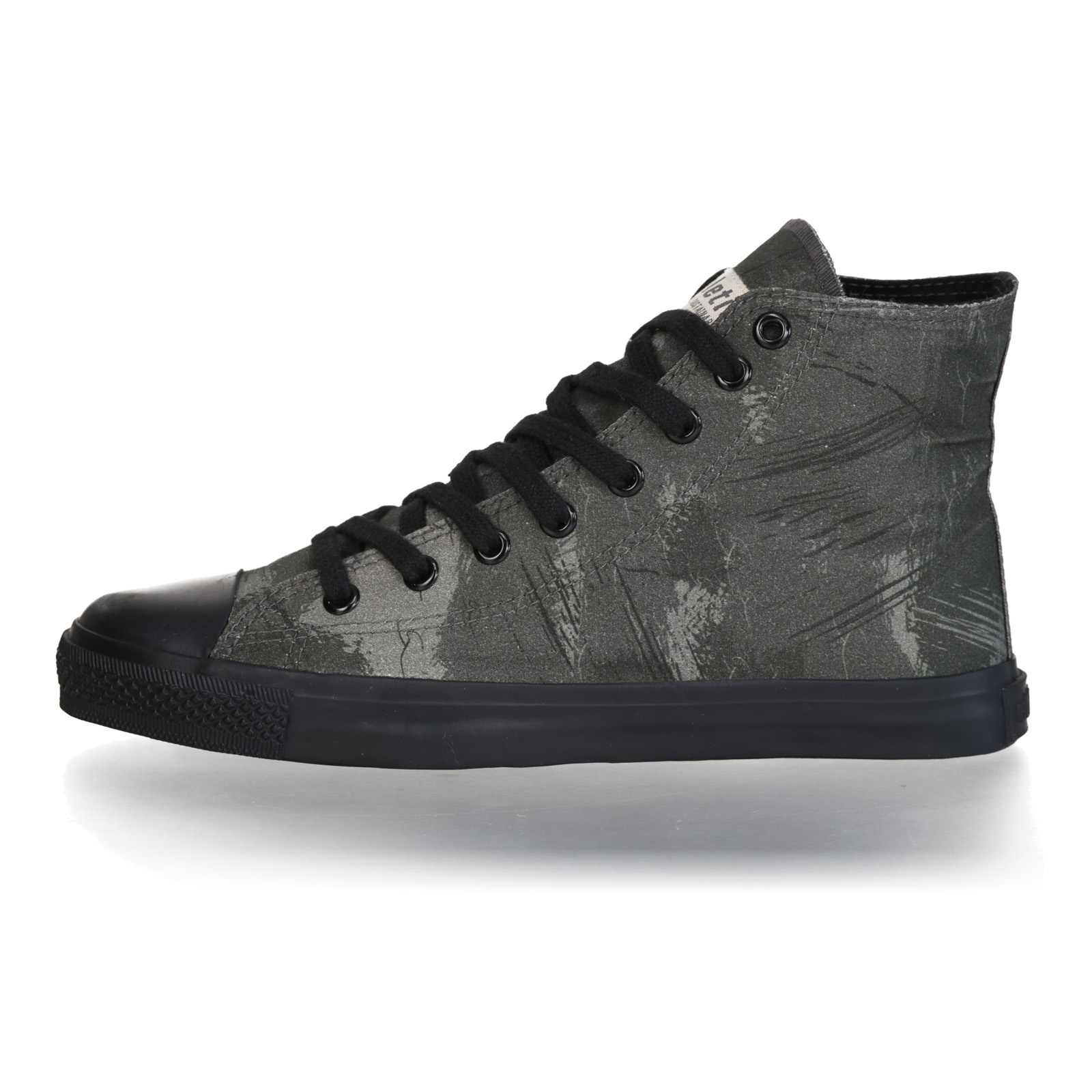 FAIR TRAINER BLACK HiCut 18 | Dove Camo Olive