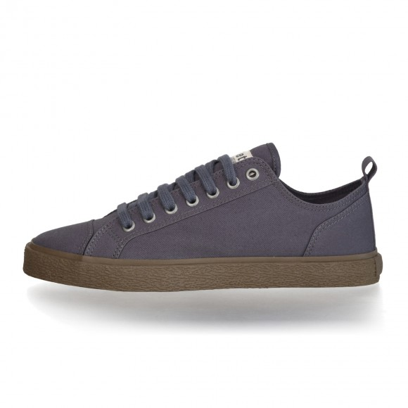Fair Sneaker GOTO LoCut 18 | Pewter Grey