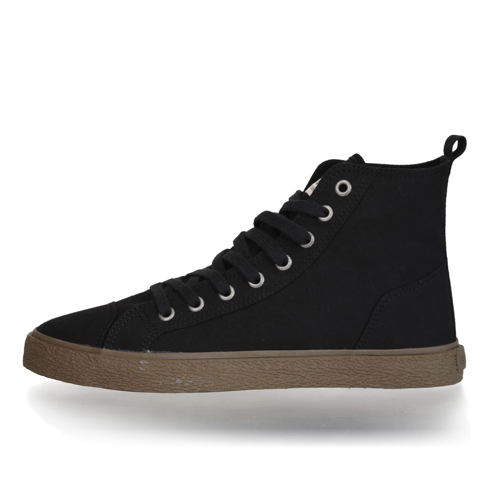 Fair Sneaker GOTO HiCut 18 | Jet Black