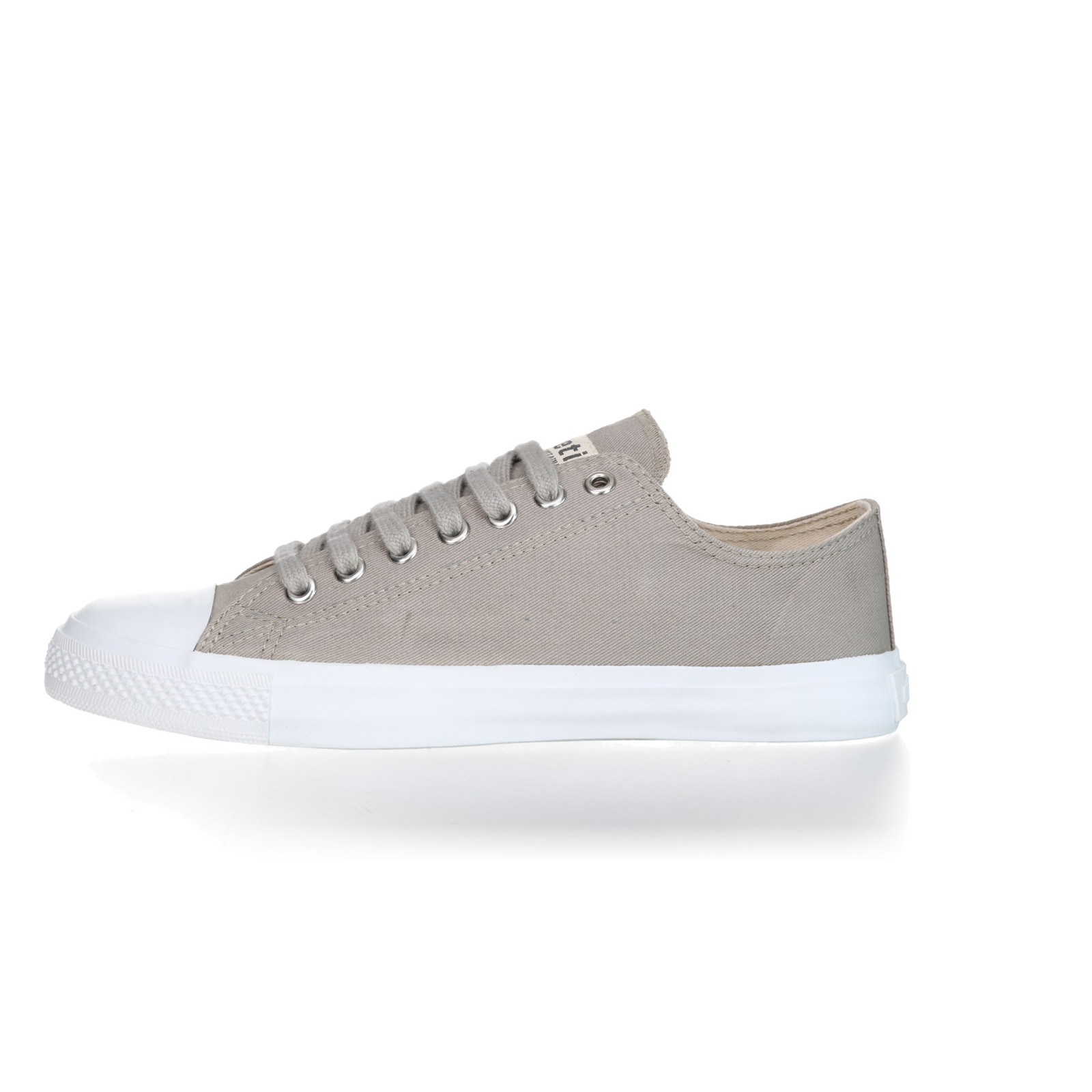 FAIR TRAINER White LoCut 18 | Frozen Olive
