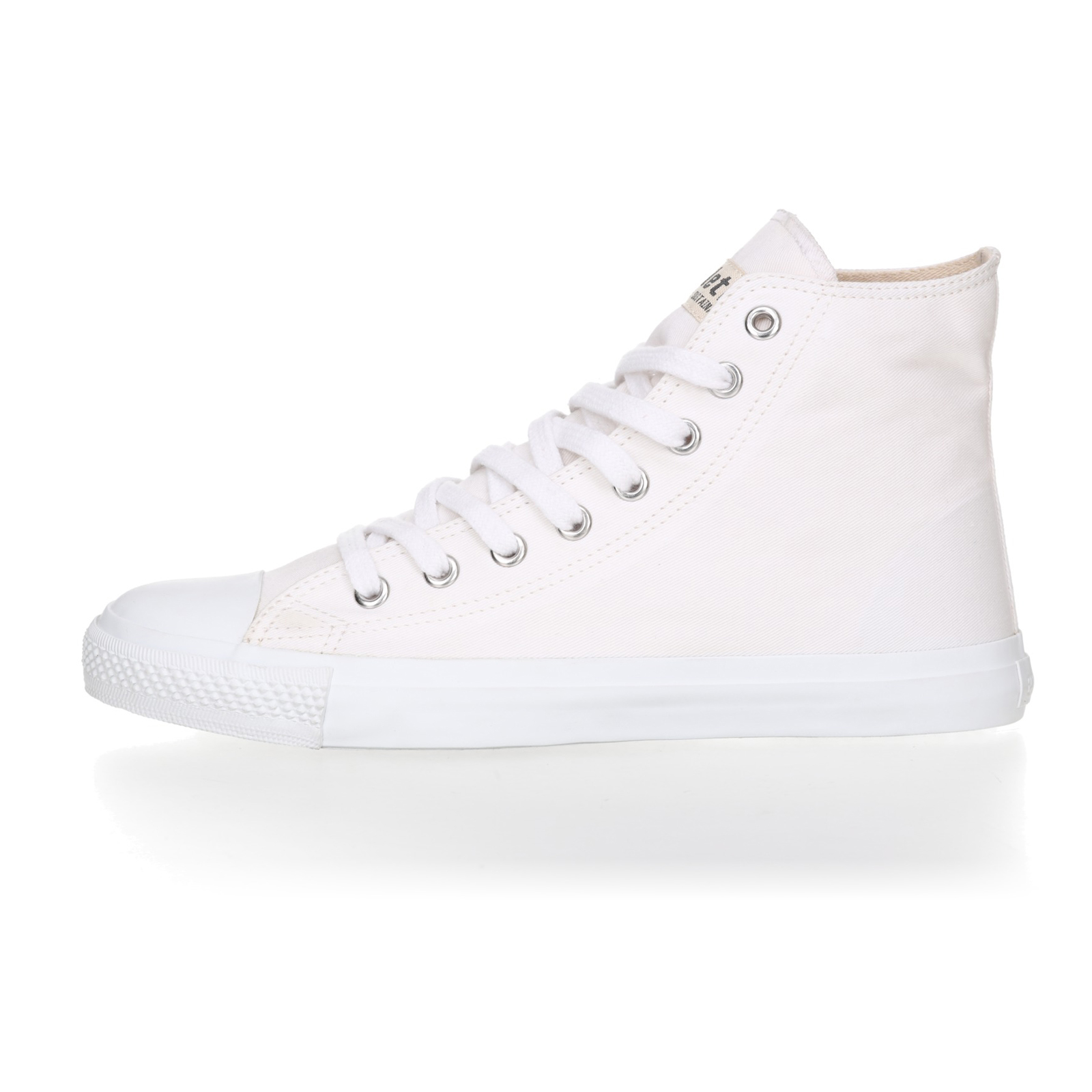 FAIR TRAINER White HiCut 18 | Just White