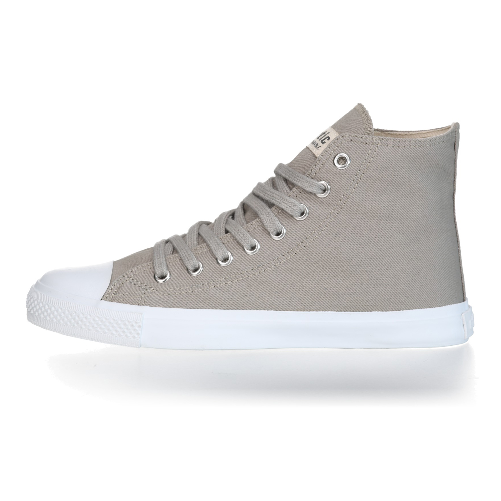 FAIR TRAINER White HiCut 18 | Frozen Olive