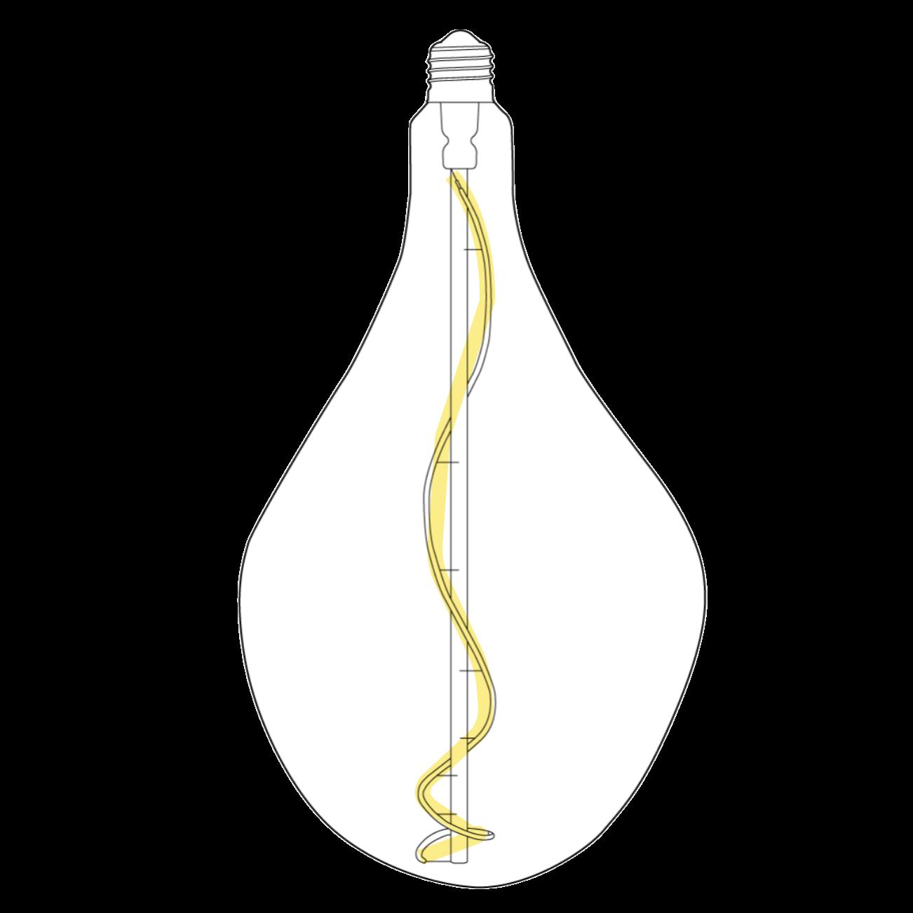 NOI°3 | LED GLÜHBIRNE