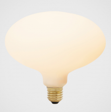 OVAL PORZELLAN | LED GLÜHBIRNE