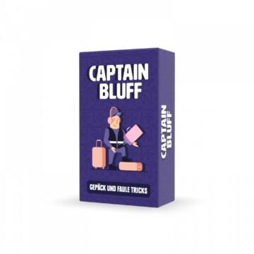 CAPTAIN BLUFF | Bluff- & Gedächtnis KARTENSPIEL