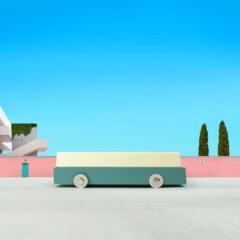 DUOTONE CAR BUS #5 | Flors Hovers