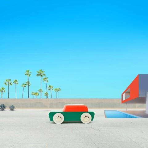 DUOTONE CAR #1 | Floris Hovers
