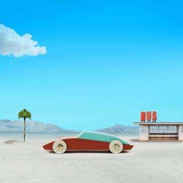 DUOTONE CAR #3 | Floris Hovers