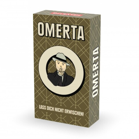 OMERTA | Brainburner KARTENSPIEL