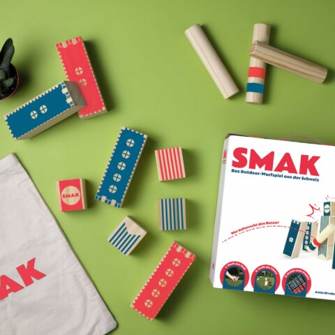 SMAK | OUTDOOR-WURFSPIEL