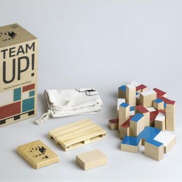 TEAM UP! | Holz STAPEL-SPIEL