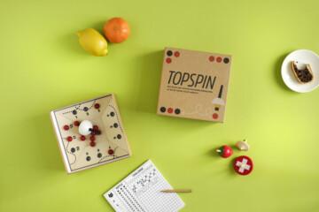 TOPSPIN | KREISEL-SPIEL